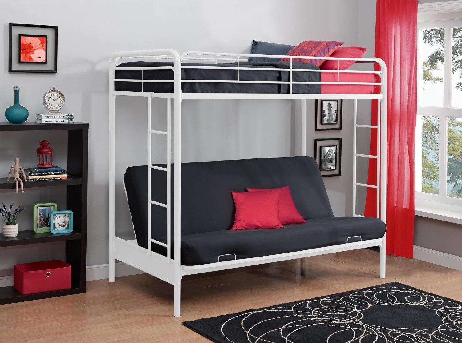 total-fab-metal-wood-loft-beds-with-sofa-underneath-throughout-bunk-bed-with-sofas-underneath
