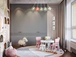 Респектабельные апартаменты с террасой в ЖК «City Park» | Дизайн детской  комнаты, Шикарные детские комнаты, Игровая комната дизайн